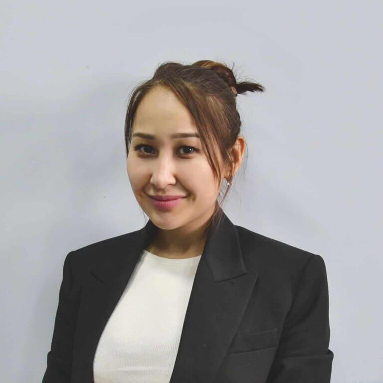 Мадина Чыныбаева - Менеджер проектов