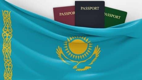 Разрешение на въезд в Казахстан